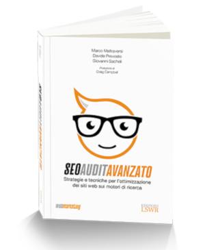 Seo Audit Avanzato, il libro.